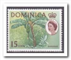Dominica 1963, Postfris MNH, Trees, Bananas - Dominica (1978-...)