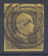 Preussen Minr.4 Gestempelt Nr.-St. 1 Aachen - Preussen