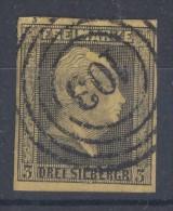 Preussen Minr.4 Gestempelt Nr.-St. 103 Berlin - Preussen