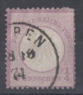 DR Minr.1 Gestempelt - Deutschland