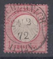DR Minr.4 Gestempelt 24.2.72 - Deutschland