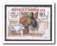 Dominicaanse Republiek 1998, Postfris MNH, Cacao - Dominicaanse Republiek