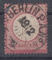 DR Minr.19 Gestempelt Berlin PA Nr.4 - Gebraucht