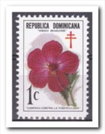 Dominicaanse Republiek 1973, Postfris MNH, Flowers - Dominicaanse Republiek