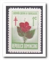 Dominicaanse Republiek 1966, Postfris MNH, Flowers - Dominicaanse Republiek