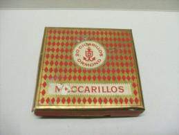 BOÎTE à CIGARES En Carton 20 MECCARILLOS Vide - Cigar Cases