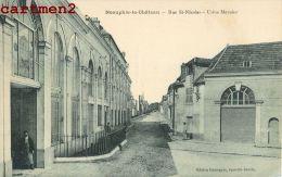 NEAUPHLE-LE-CHATEAU RUE SAINT-NICOLAS USINE MARNIER 78 - Neauphle Le Chateau