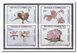 Dominicaanse Republiek 1981, Postfris MNH, Flowers, Orchids - Dominicaanse Republiek