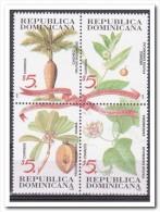 Dominicaanse Republiek 1999, Postfris MNH, Plants - Dominicaanse Republiek