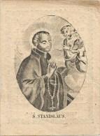 270. MARIA VAN DEN REYDT  Huisvrouw Van T. BISSCHOP  -  TONGEREN 1833  (63 J) - Imágenes Religiosas
