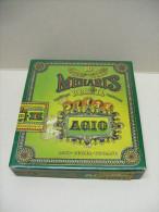 BOÎTE à CIGARES En Carton 20 MEHARI'S Brasil Agio (vide) - Cigar Cases