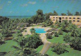 Saipan Beach Inter-Continental Inn Overlooking Tanapag Lagoon - Northern Mariana Islands