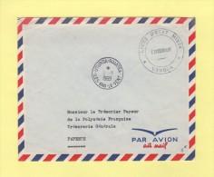 Uturoa Raiatea - Iles Sous Le Vent - Polynesie - Franchise - Lycee D Etat Mixte - 7-7-1969 - Polynésie Française