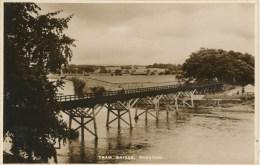 LANCS - PRESTON - TRAM BRIDGE RP  La1746 - England