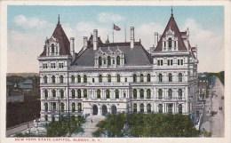 New York Albany New York State Capitol