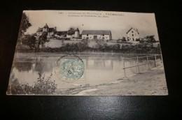 CPA 03 PREMILHAT. Environs De Montluçon. Château Et Domaine Du Mas. 08/08/1909. - France