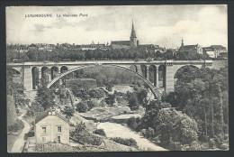 CPA Luxembourg - Le Nouveau Pont  // - Luxembourg - Ville