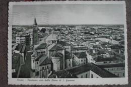 PARMA -PANORAMA DALLA CHIESA DI S.GIOVANNI-1947-- ---BELLA - Parma