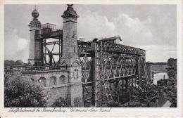 AK Henrichenburg - Dortmund-Ems-Kanal - Schiffshebewerk - Ca. 1940 (20670) - Castrop-Rauxel