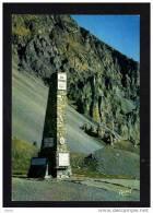 05 LE COL D' IZOARD  La Stele Et La Casse Deserte - France