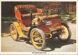 CPM Automobile - De Dion Bouton - Cartes Postales