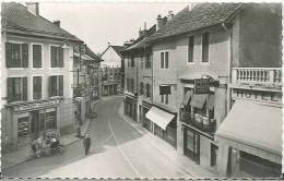CPSM 74 - Rumilly - Le Centre De La Ville - Rumilly