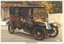 CPM Automobile - Renault 8C2C11 - Cartes Postales