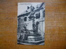 """Le Cateau , Monument Ch. Seydoux """" Guerre Mondiale 1914-18 """" - Le Cateau"""