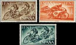 Ifni 206/08 ** Moto Y Bici. 1964 - Ifni