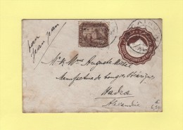 Le Caire - Destination Hadra - 1909 - Égypte