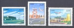 Algérie YT N°946/948 Aérodromes Algériens Neuf ** - Algeria (1962-...)
