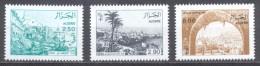 Algérie YT N°939/941 Vues D'Algérie Avant 1830 Neuf ** - Algeria (1962-...)