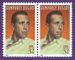 U.S. 1996. Scott #3152. LEGENDS OF HOLLYWOOD, HUMPHREY BOGART (1899-1957). Neuf, MNH (**) - Estados Unidos