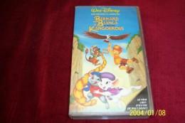 Walt Disney °°°°  BERNARD  BIANCA AU PAYS DES KANGOUROUS - Enfants & Famille