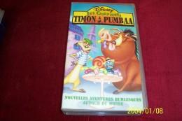 Walt Disney °°°°  LES GOURMETS TIMON & PUMBAA - Enfants & Famille