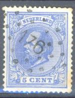 _5y-783:  N°  19: Ps: 176: GELDROP - Periode 1852-1890 (Willem III)