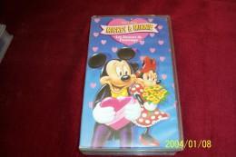 Walt Disney °°°°  MICKEY & MINNIE  LES AMOURS DE PRINTEMPS - Enfants & Famille