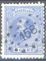 _5y-781:  N°  19: Ps: 158: DE RIJP - Periode 1852-1890 (Willem III)