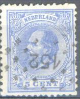 _5y-780:  N°  19: Ps: 152: SCHEVENINGEN - Periode 1852-1890 (Willem III)