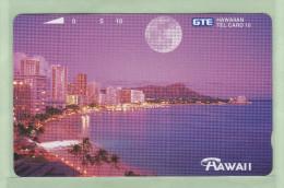 Hawaii GTE - 1993 10u Diamond Head - Moon - HAW-29 - Mint - Hawaii