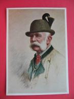 OSKAR BRUCH:Franz Joseph I,Kaiser Von Osterreich - Personaggi Storici