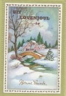 LOVENJOUL-LOVENJOEL-BIERBEEK: FRANS OF VLAAMS , - Bierbeek