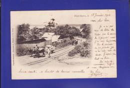 Diego Suarez 1903  ( 1 PLIURE LEGERE A D ET TRACES TAMPON TTB TENUE ) --728) - Madagascar
