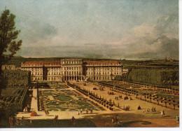 CP - PHOTO - WIEN - SCHOSS SCHONBRUNN - PARKFEITE - Château De Schönbrunn
