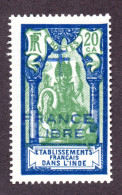 INDE N°182a N** LUXE Cote 19 Euros !!!RARE - Inde (1892-1954)