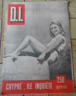 D.I N°89 1942 JANINE DARCEY CHYPRE L'ARMEE ROUGE - Geschiedenis