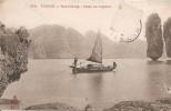 INDO - CHINE FRANCAISE :  TONKIN  Baie D´ Along  Passe Du Crapaud   Réf 493 - Postcards