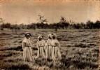 MISSIONNAIRES..OUBANGUI-CHARI..LA SAVANE...CPSM GRAND FORMAT ANIMEE - Missionen