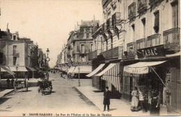 44 SAINT-NAZAIRE La Rue De L'Océan Et La Rue De Nantes - Saint Nazaire