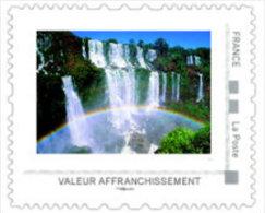 France 2014 - Wonders Of The World - Iguazu Argentina  Mnh - Geographie
